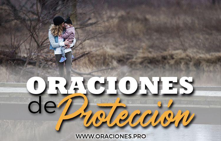 oraciones de proteccion