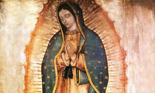 las mejores oraciones a la virgen de guadalupe