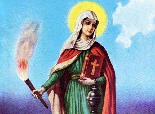 santa marta oracion