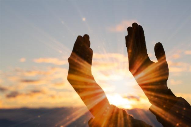 Orando siempre con Fe