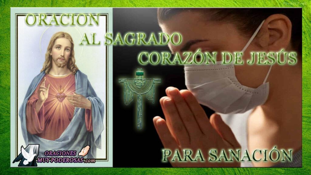 ORACIÓN AL SAGRADO CORAZÓN DE JESÚS PARA SANACIÓN