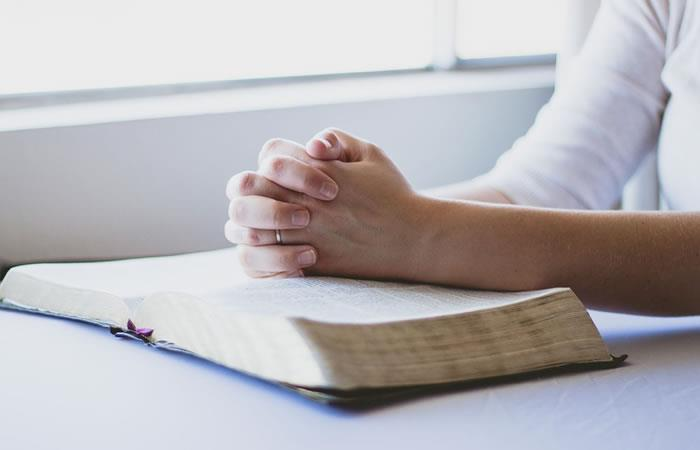 Ora con Fe a Nuestro Señor