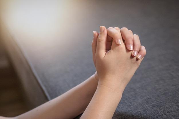 Reza a nuestro Señor dando gracias por todo lo que nos brinda